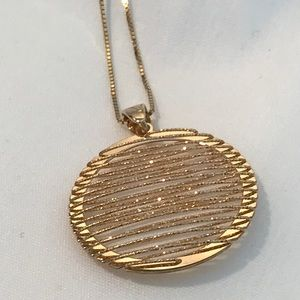 Jewelry - Gold Circled Necklace